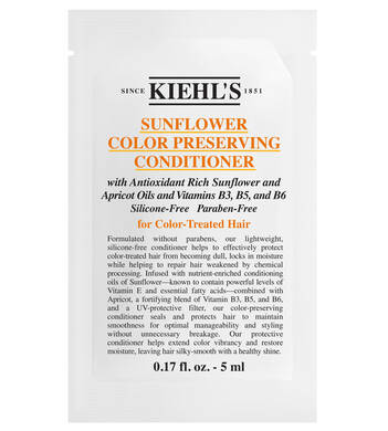 Échantillon Sunflower Color Preserving Conditioner 5ml