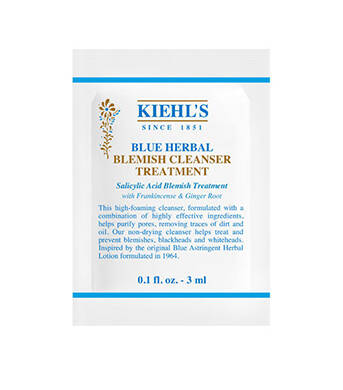 Échantillon Blue Herbal Cleanser 3ml
