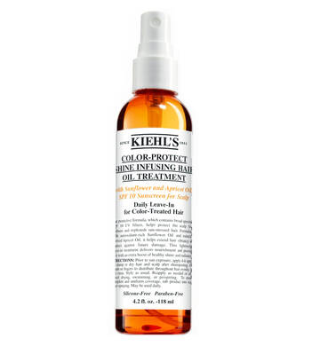 Color-Protect Shine Infusing Hair Oil Treatment