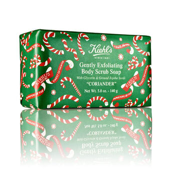 Édition Limitée Noël Gently Exfoliating Body Scrub Soap