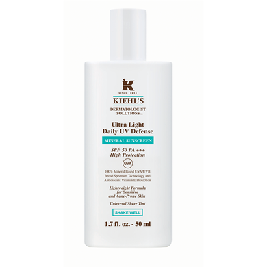 Ultra Light Daily UV Defense Mineral Sunscreen SPF 50 PA+++