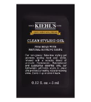 Échantillon Grooming Solutions Clean Styling Gel 5ml