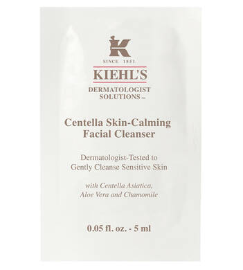 Échantillon Centella Skin-Calming Facial Cleanser 5ml