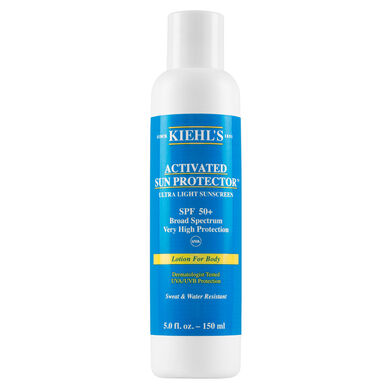Activated Sun Protector for Body SPF 50