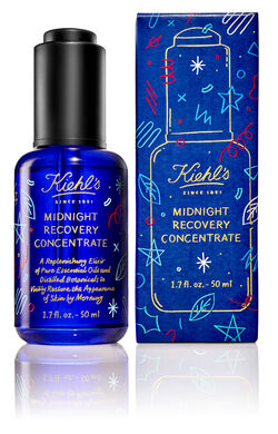 Édition Limitée Noël Midnight Recovery Concentrate