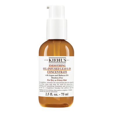 Smoothing Oil-Infused Leave-In Concentrate