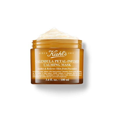 Calendula Petal-Infused Calming Mask