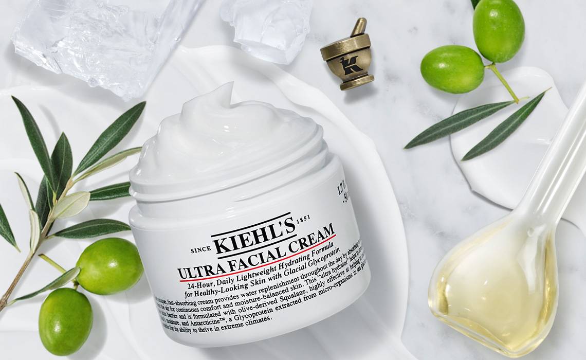 Ingrédients Ultra Facial Cream