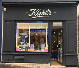 Boutique Kiehl's Abbesses
