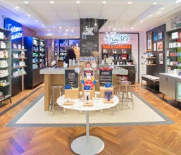 Boutique Kiehl's Francs Bourgeois